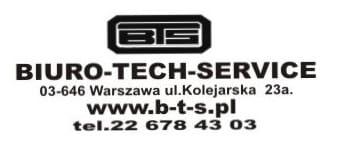 logo Biuro Tech Service